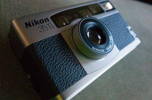 Nikon 35ti Film