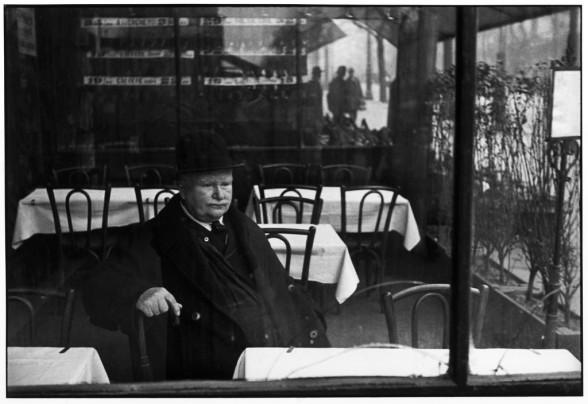 FRANCE. Paris. Avenue du Maine. 1932.