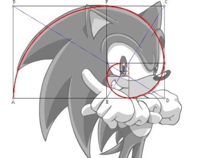 My favourite use of the Golden Ratio of all time!
