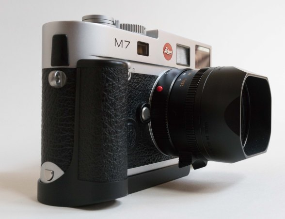 Leica M7 and Summarit-M 35mm f/2.4 ASPH Lens Review